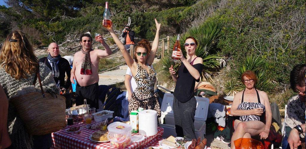 nieuwjaarsduik Ibiza