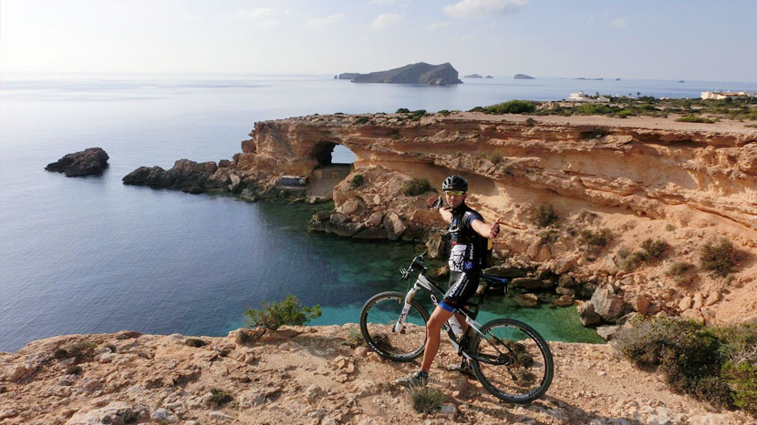 Mountainbike Ibiza