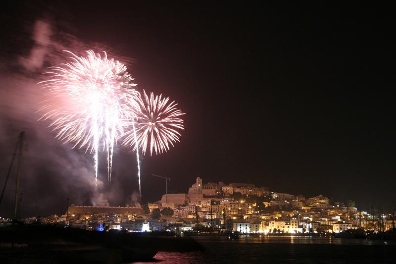nieuwjaar Ibiza